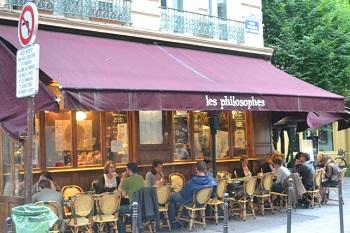 Paris in August 2014