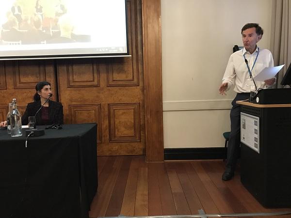 Guest Speaker event at Regent's University London